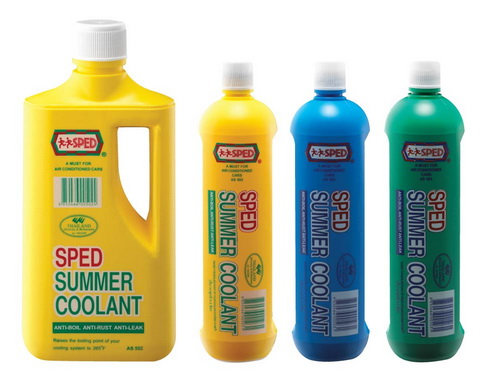 SPED Summer COOLANT