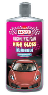 SPED HIGH GLOSS SILICONE WAX FOAM